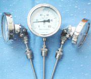 常规双金属温度计