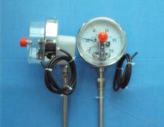 常规电接点双金属温度计