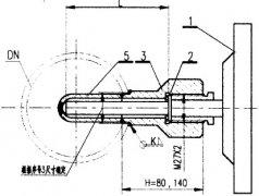 双金属温度计正确的安装方法
