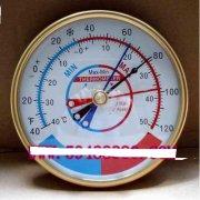 高低温度计可以用来测量你居住的房
